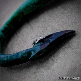 Dragon tail key ring /2