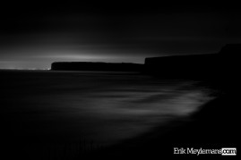 Seven Sisters at night