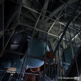 Atomium hallway